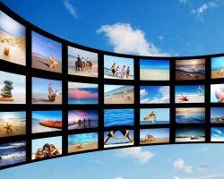 Современное цифровое телевидение