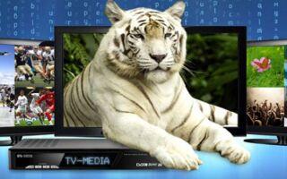 Подключить цифровое телевидение