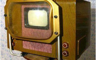 Изобретения телевизора