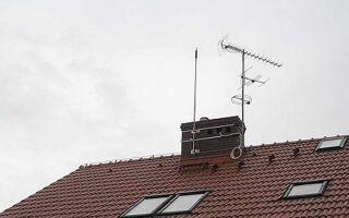 Грозозащита для антенны