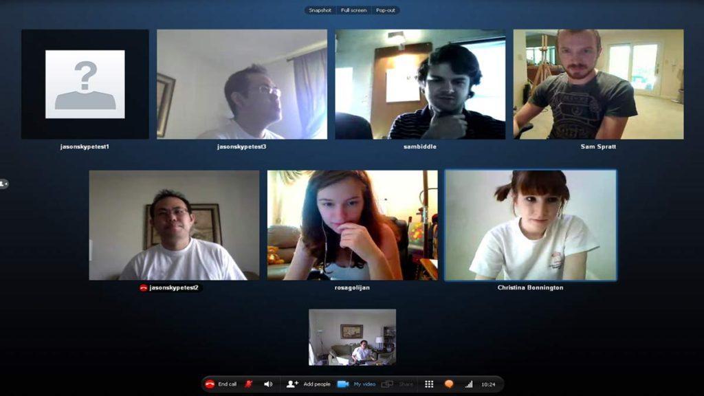 Видеоконференция онлайн