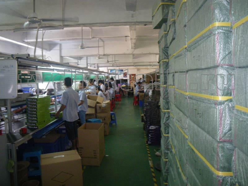 Производство цифровых приставок в Китае