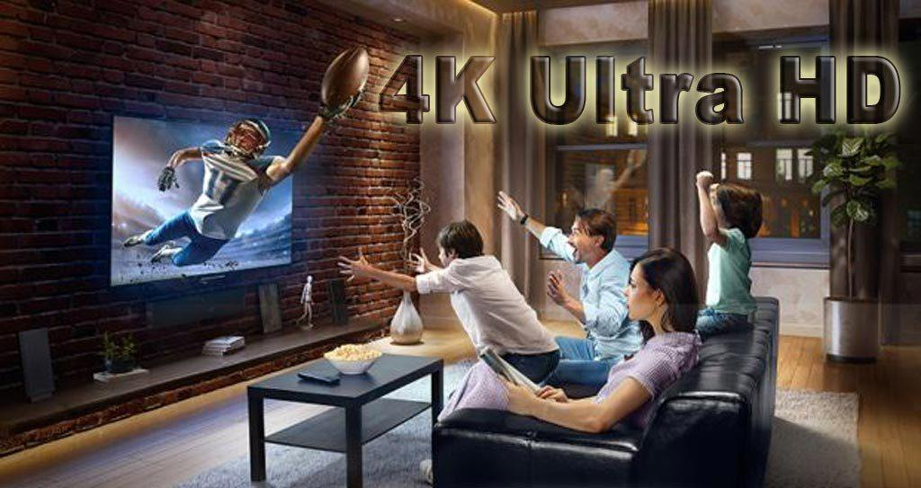 Триколор Ultra HD
