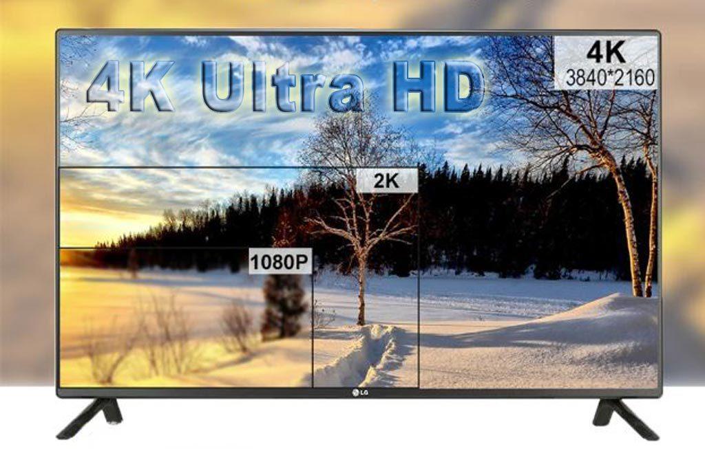 Формат Ultra HD в Триколор ТВ