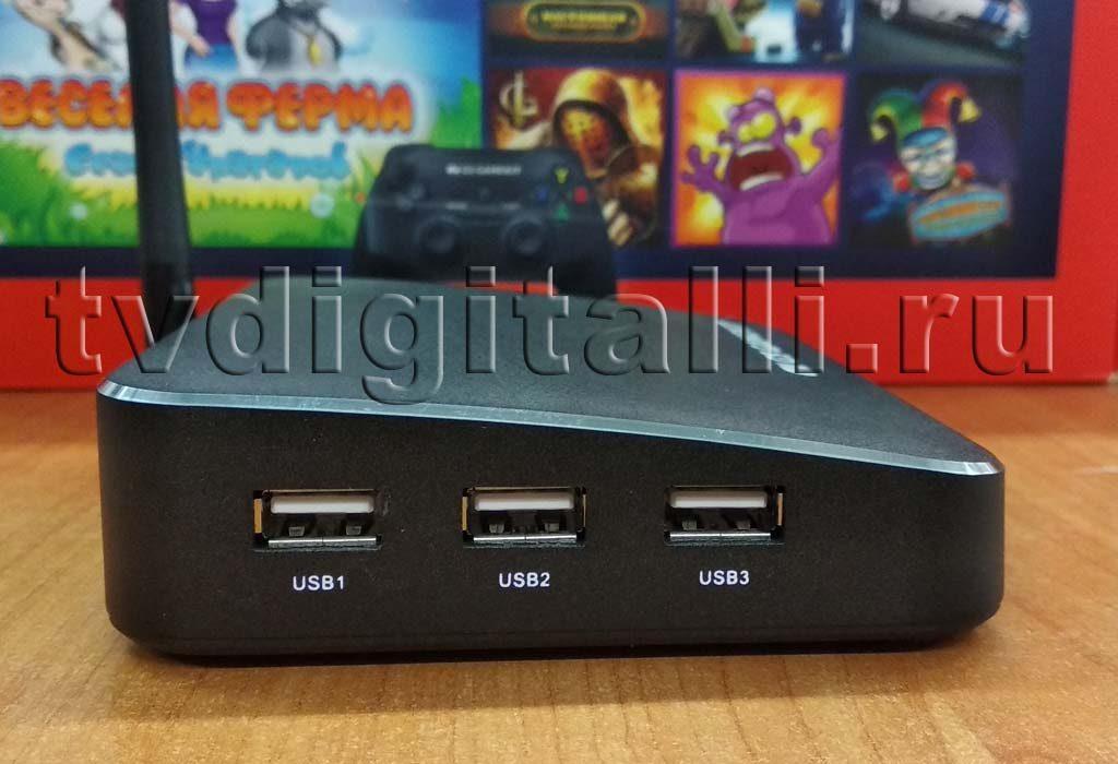 USB порт на геймкит